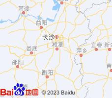 湘潭电子地图
