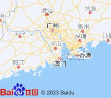 中山电子地图