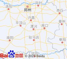 漯河电子地图