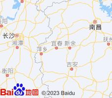 宜春电子地图