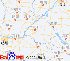 菏泽电子地图