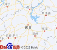 南昌电子地图