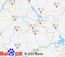 淮北电子地图