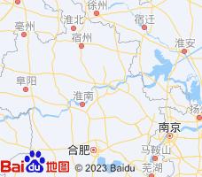 蚌埠电子地图