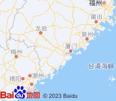 漳州电子地图