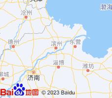 滨州电子地图