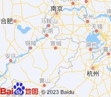宣城电子地图