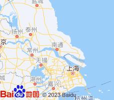 南通电子地图