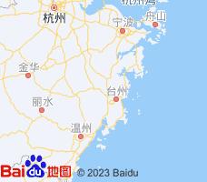 台州电子地图