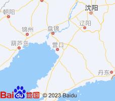 营口电子地图