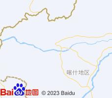 喀什电子地图
