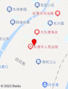 东港旅游地图