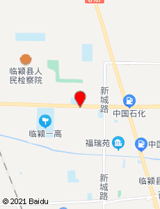 临颍旅游地图