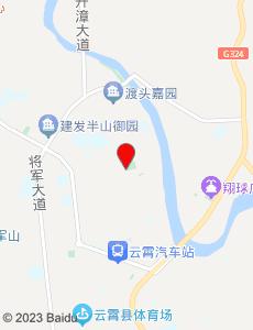 云霄旅游地图
