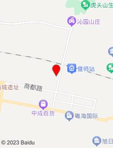 偃师旅游地图