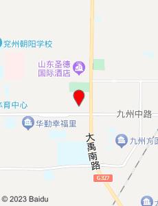兖州旅游地图