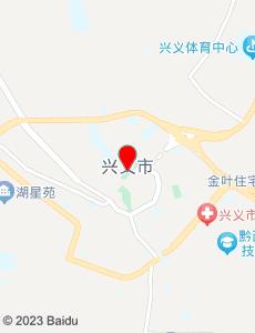 兴义旅游地图