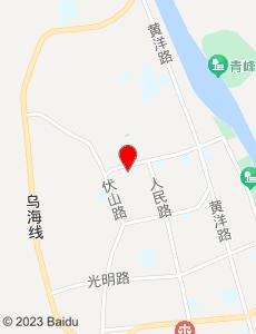 南召旅游地图