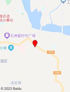 南部旅游地图