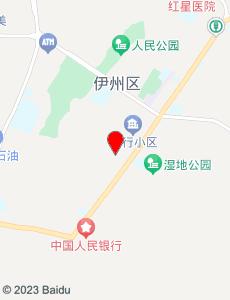 哈密旅游地图
