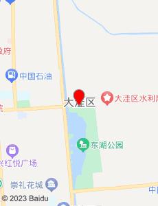 大洼旅游地图