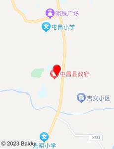 屯昌旅游地图
