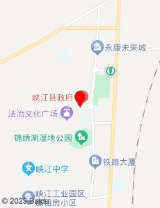峡江旅游地图