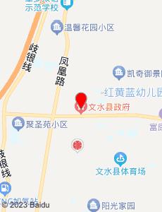 文水旅游地图