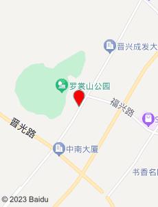 晋江旅游地图