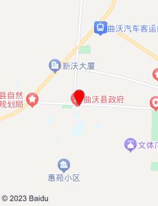 曲沃旅游地图