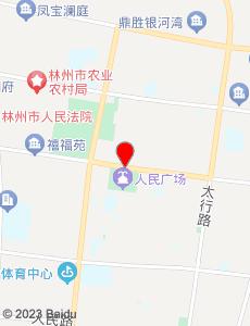 林州旅游地图