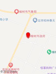 榆树旅游地图