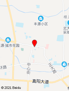 正阳旅游地图