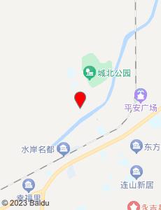 永吉旅游地图