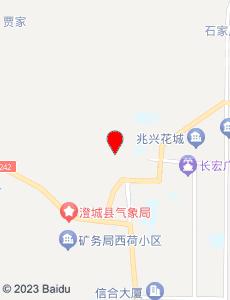 澄城旅游地图