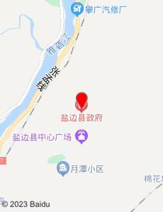 盐边旅游地图