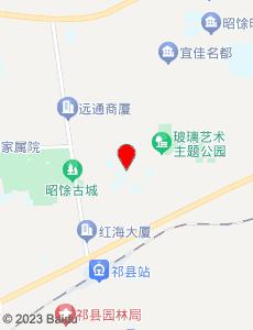 祁县旅游地图