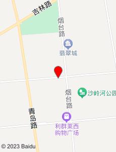 莱西旅游地图