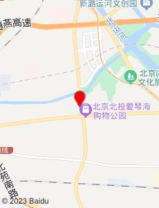 通州旅游地图