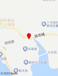 郧县旅游地图