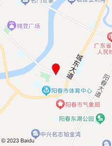 阳春旅游地图