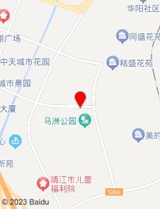 靖江旅游地图