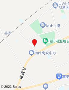 高安旅游地图