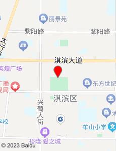 鹤壁旅游地图