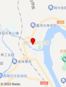 麻阳旅游地图