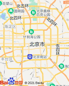 北京未名精品酒店(宝钞店)地图