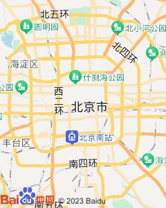 北京丽都皇冠假日酒店地图