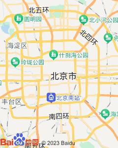 上海喜来登由由酒店地图