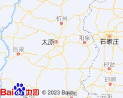 晋中电子地图