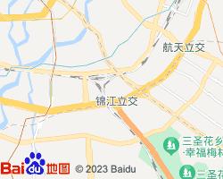 锦江电子地图
